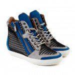 logan-crossing-2153-high-top-wedge-sneakers-grid-black-blue-gray-1