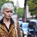 tommy ton street style leopard blazer