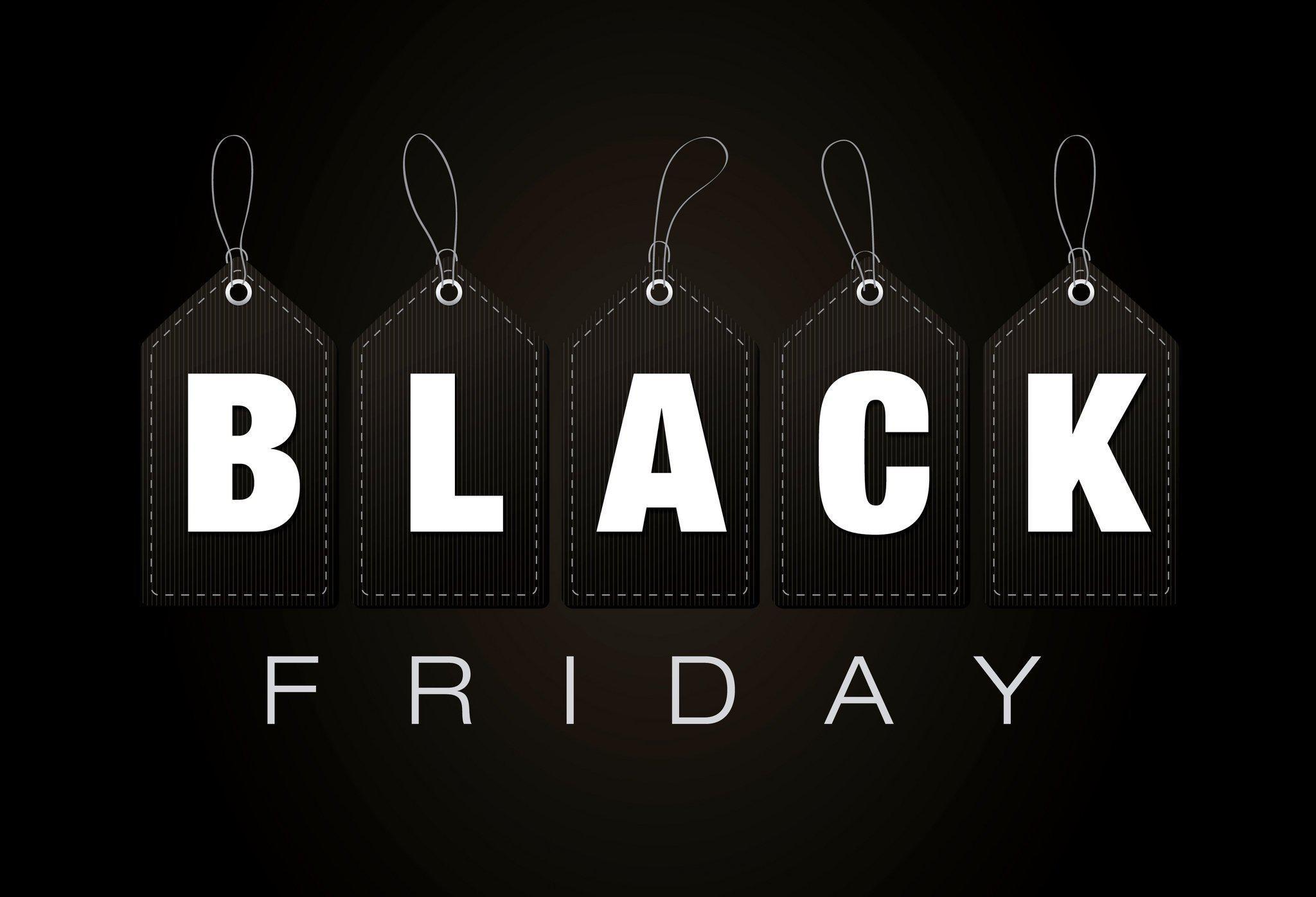 Το Black Friday ήρθε για να μείνει και εμείς χαιρόμαστε πολύ γι'αυτό!